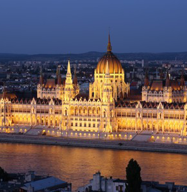 Danube River Wine Cruise with Robert Young Estate Winery